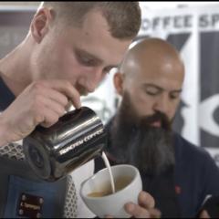 Kijkje achter de schermen – Latte art championships